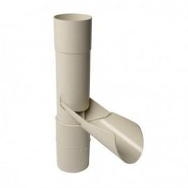Récuperateurs d'eaux pluviales PVC