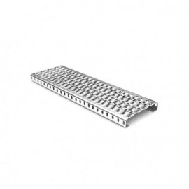 Grille STEPCLAIR 4000 x 240 H50 Pds