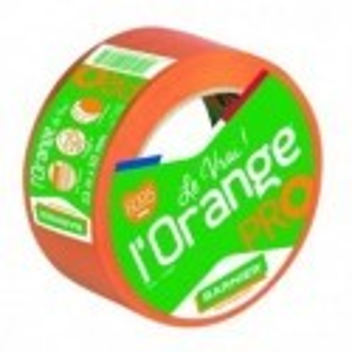 Adhésif bâtiment L'ORANGE® 6095 / Multi-supports