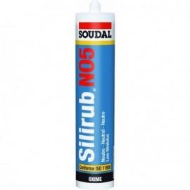 Mastic silicone - SILIRUB NO5