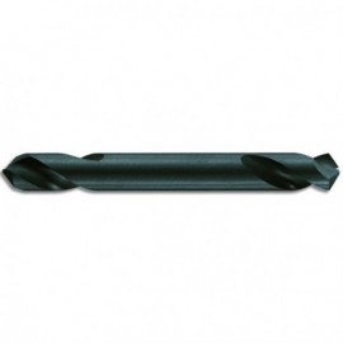 Forets HSS taillés meulés cylindriques double taille.
