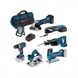 Pack 7 outils BOSCH