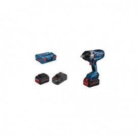 Boulonneuse GDS 18 V-1000 2 batteries ProCORE