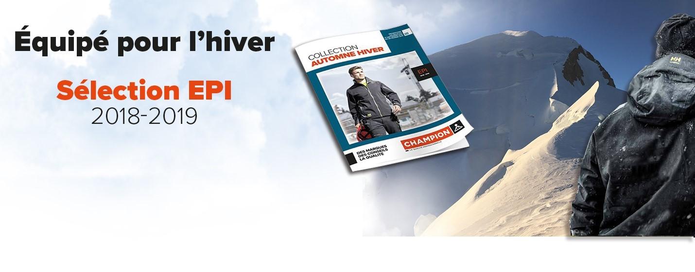 EPI Automne-Hiver 2018-2019